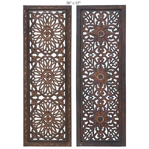 Will's Company Accents Wood Wall Panel 36