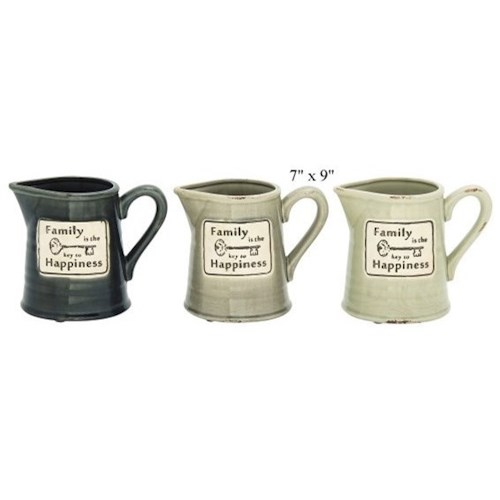 Will's Company Accents Family Pitcher - 7