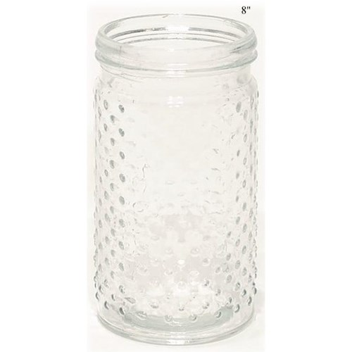 Will's Company Accents Hobnail Jar - 8