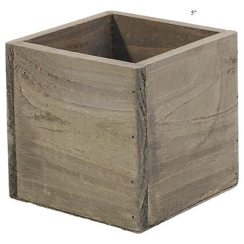 Will's Company Accents Woodland Planter 5