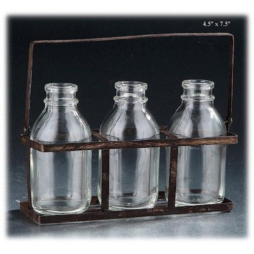 Will's Company Accents 3 Bottles in a Carrier - 4.5