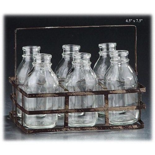 Will's Company Accents 6 Bottles in a Carrier - 4.5
