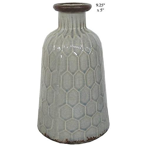 Will's Company Accents Vase - 9.25
