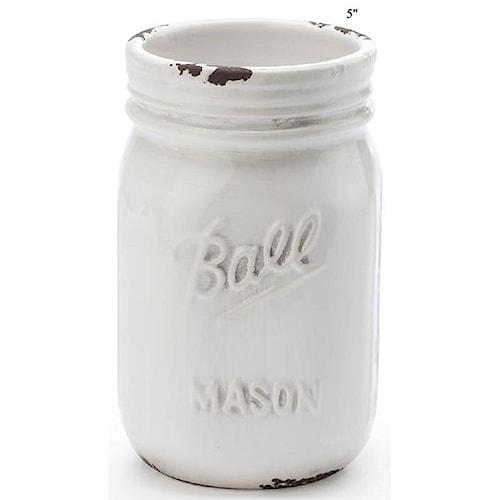 Will's Company Accents 'Ball' Mason Jar - 5