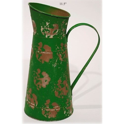 Will's Company Accents Vintage Style Pitcher - 11.5