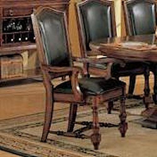 Winners Only Ashford Cushion Back Arm Chair