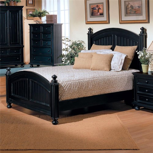 Winners Only Yarmouth Twin Panel Bed