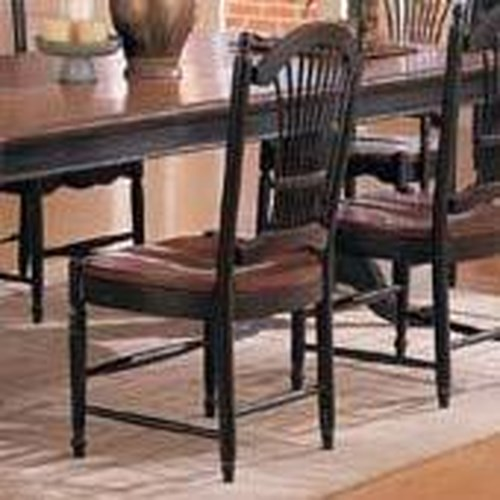 Winners Only Cottage Sheaf Back Side Dining Chair