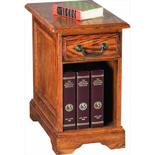 Winners Only Heritage Occasional Tables End Table with Storage