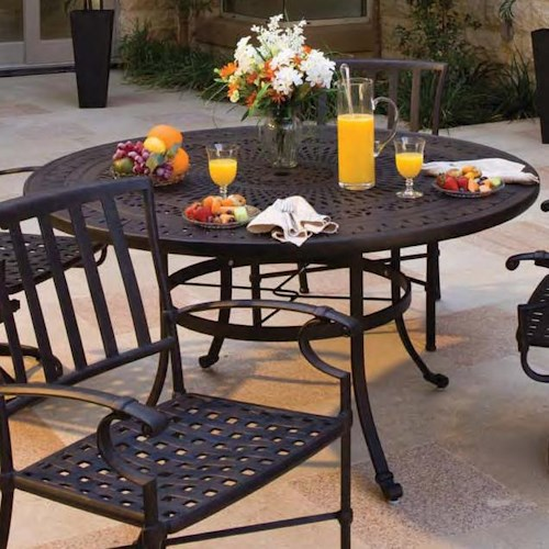 Winston Cast Aluminum Tables 54