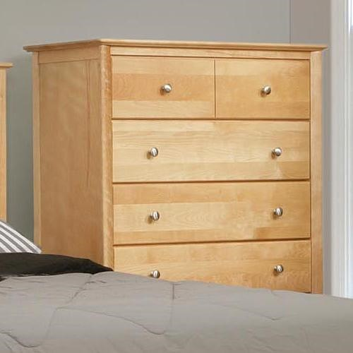 Witmer Furniture Stratford Bedroom Chest with 6 Drawers
