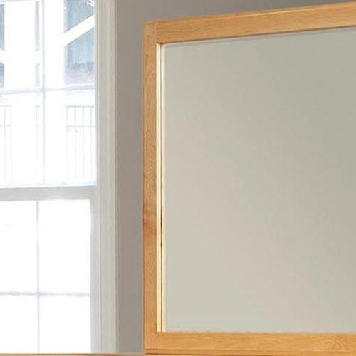 Witmer Furniture Stratford Rectangular Dresser Mirror