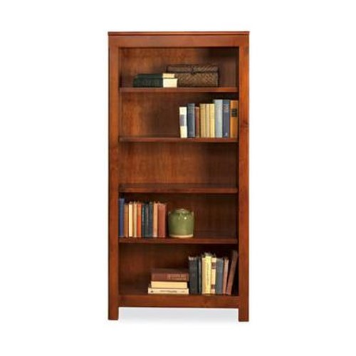 Witmer Furniture Taylor J 4-Shelf Bookcase