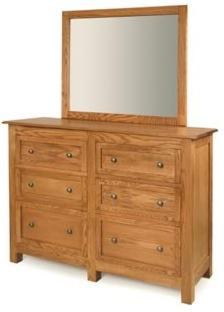 Shown with 8-Drawer Dresser