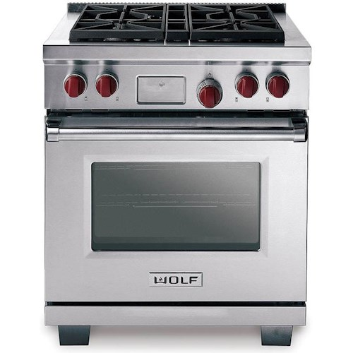 Wolf Dual Fuel Ranges 30