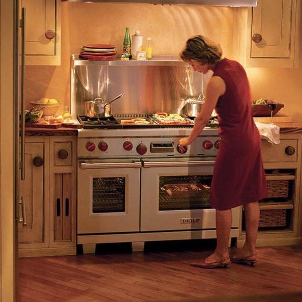Wolf Products Make Elegant Kitchen Additions