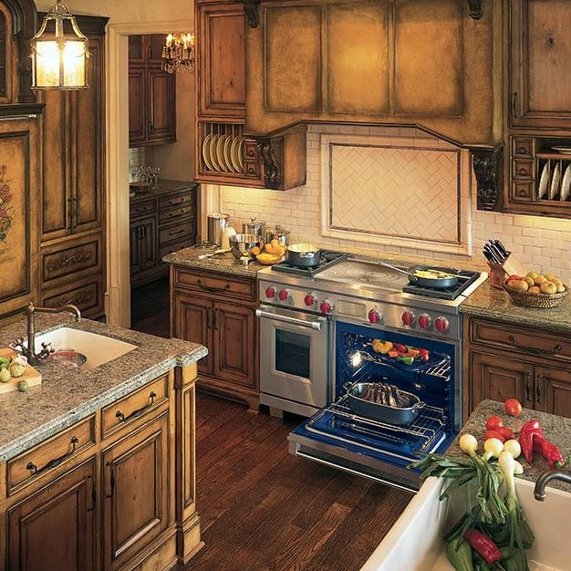 Wolf Designs Look Great in Any Kitchen