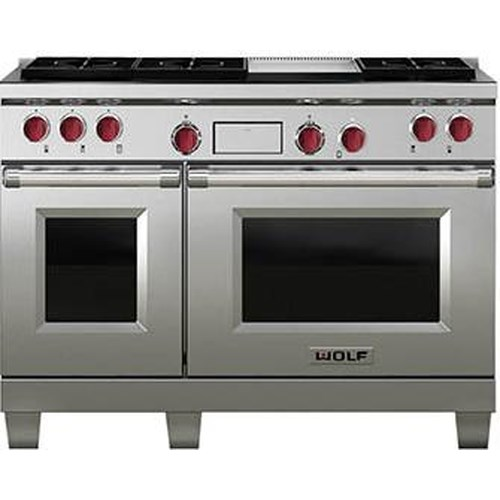 Wolf Dual Fuel Ranges 48