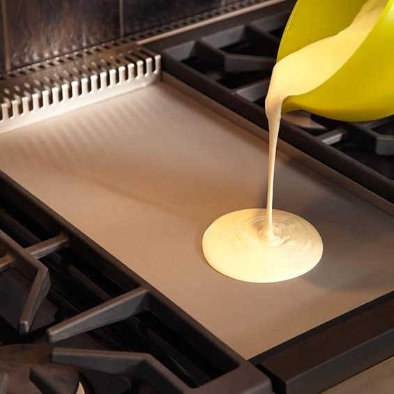 Infrared Griddle is Very Versatile