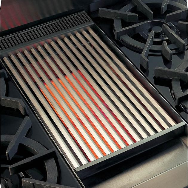 Infrared Charbroiler