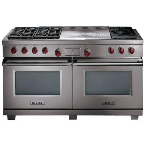 Wolf Dual Fuel Ranges 60