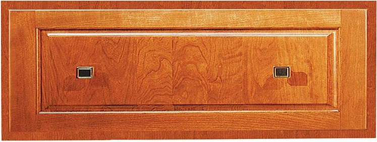 Shown as an Integrated Drawer Front