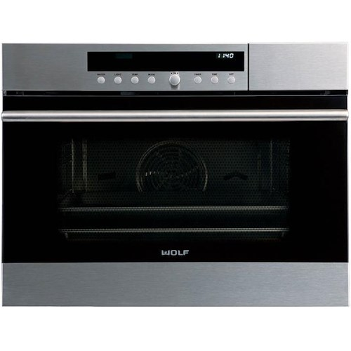 Wolf Steam Convection Oven 24