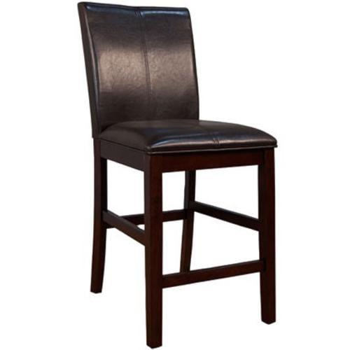 Parson chairs 24 brown barstool walker 39 s furniture for Furniture wenatchee