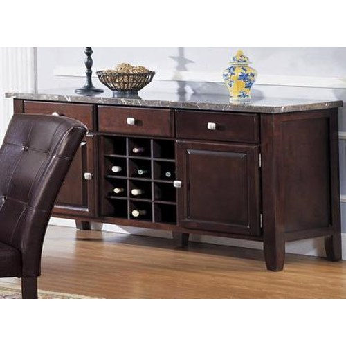 Acme Furniture Canville Espresso Buffett Server With