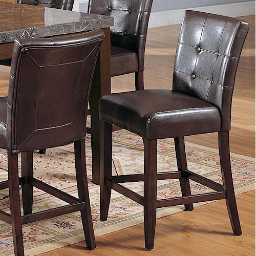 Acme Furniture Canville 07055 Bar Chair Del Sol Furniture Bar Stool Phoenix Glendale Tempe