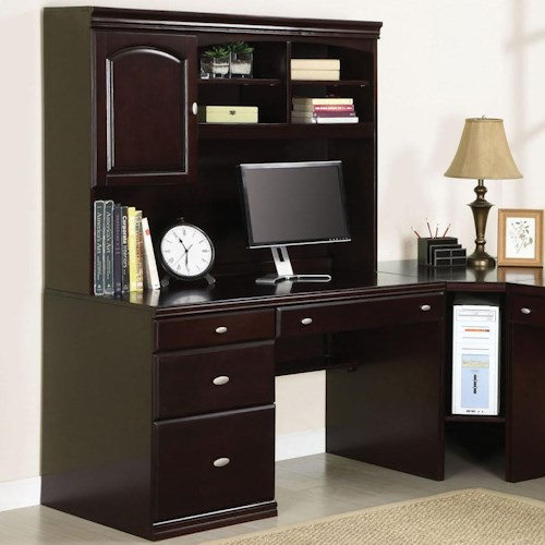 Acme Furniture Cape Office Desk And Hutch Del Sol