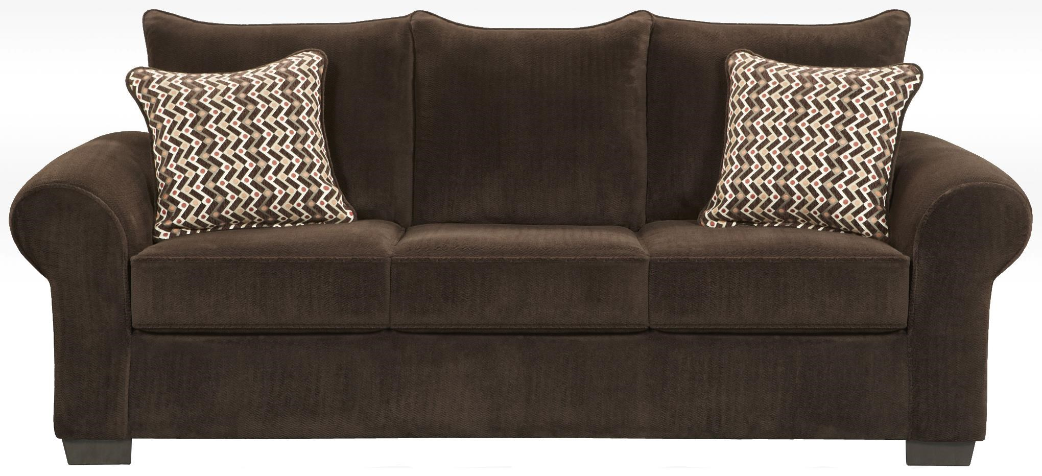 Affordable Furniture 7300 Contemporary Sofa with