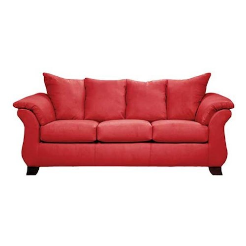 Affordable Furniture Sensations Sleeper Ivan Smith Furniture Sofa Sleeper