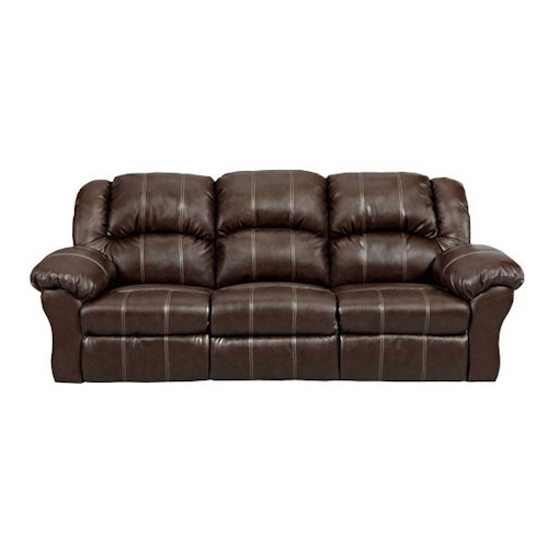 Affordable furniture 1002 brandon reclining sofa ivan for Affordable furniture jonesboro arkansas