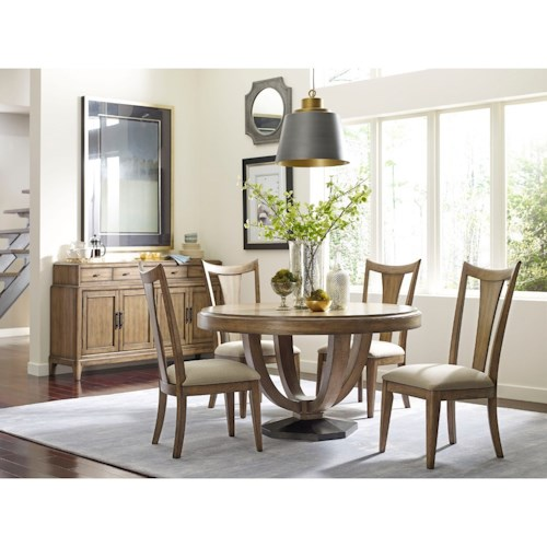 American Drew EVOKE Casual Dining Room Group Sprintz