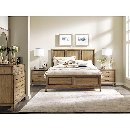 Home Bedroom Group American Drew EVOKE Californiak King Bedroom Group