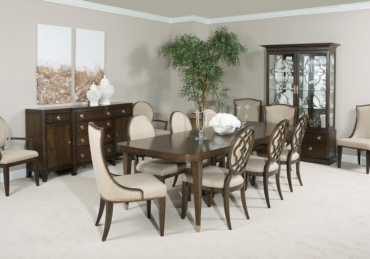american drew grantham hall formal dining room group 4 american drew evoke casual dining room group hudson s