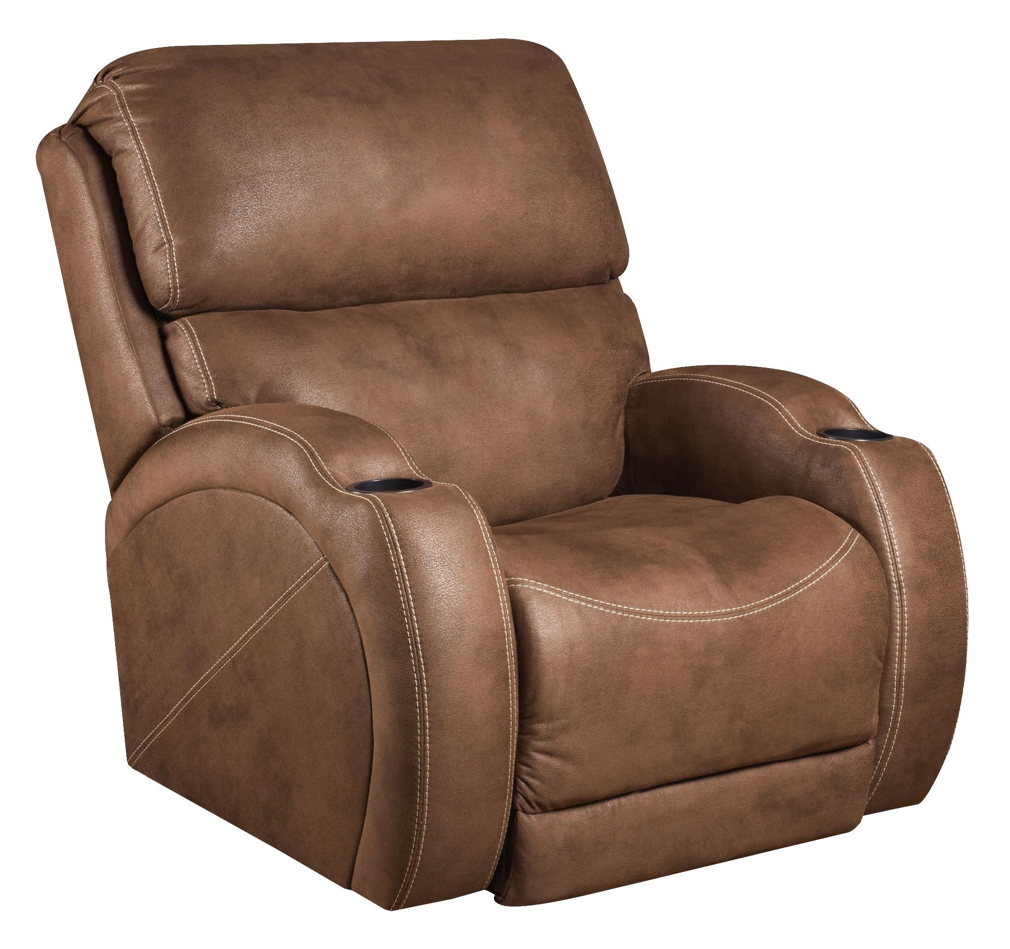 American Furniture Recliners Power Recliner with Cup ...
