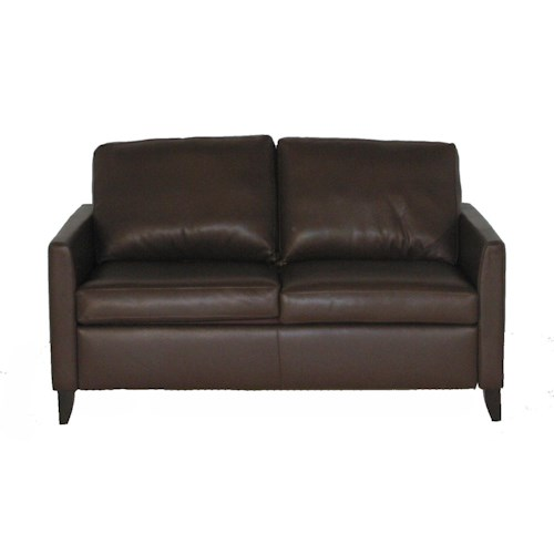 American Leather Comfort Sleeper Hannah Contemporary