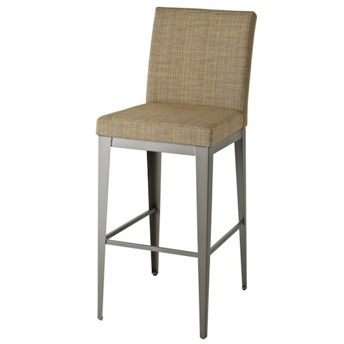 Amisco Boudoir 26 Quot Counter Height Pablo Stool Becker