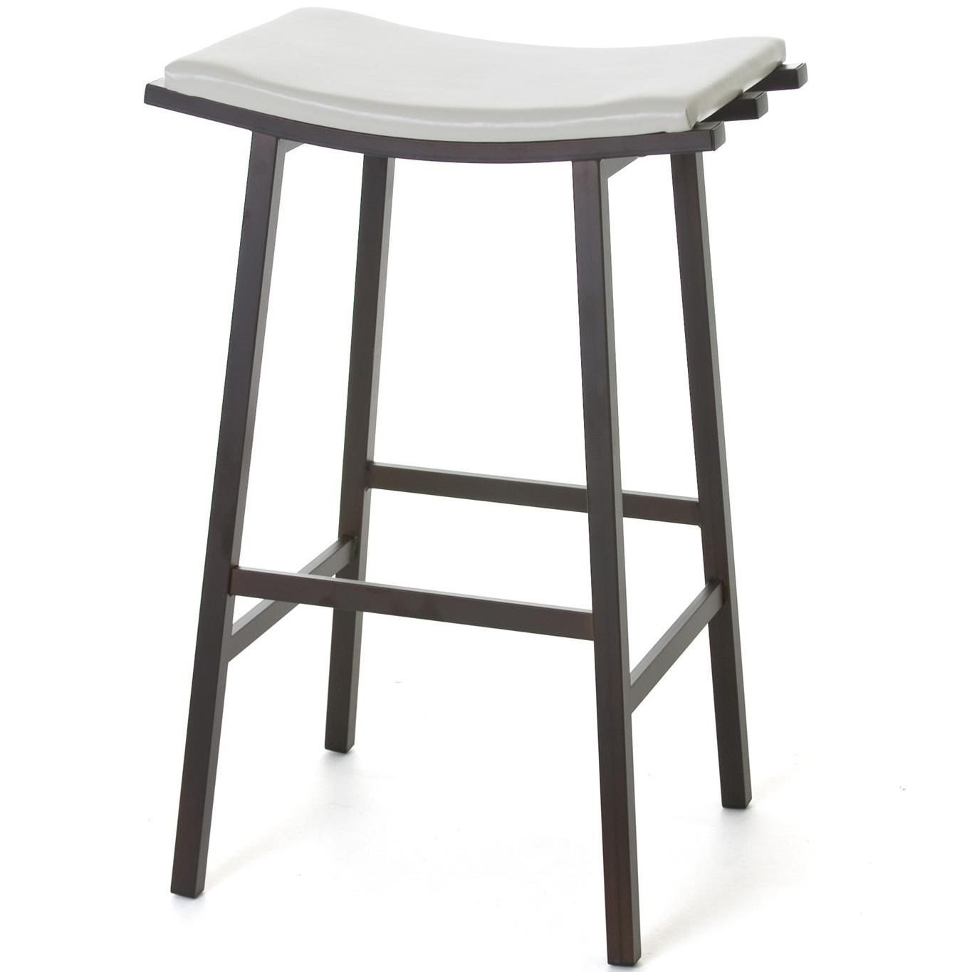 Amisco Stools Nathan 30 Quot Bar Stool With H Strecher Dunk