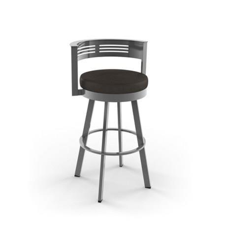 Amisco Stools Rival Swivel Stool Dunk Amp Bright Furniture