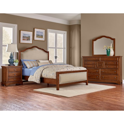 Artisan Post Artisan Choices Queen Bedroom Group Wayside Furniture Bedroom Group