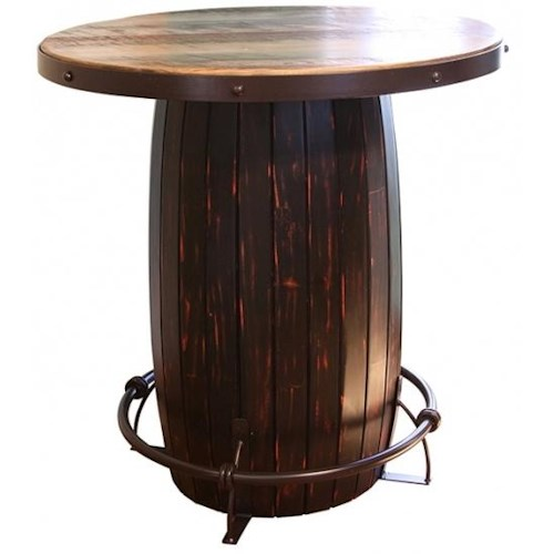 Restaurant Furniture East Bay : International furniture direct bistro table barrel w