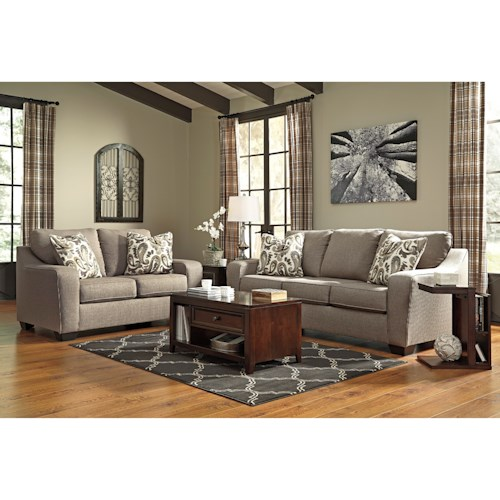 Ashley Furniture Arietta Stationary Living Room Group Del Sol Furniture S