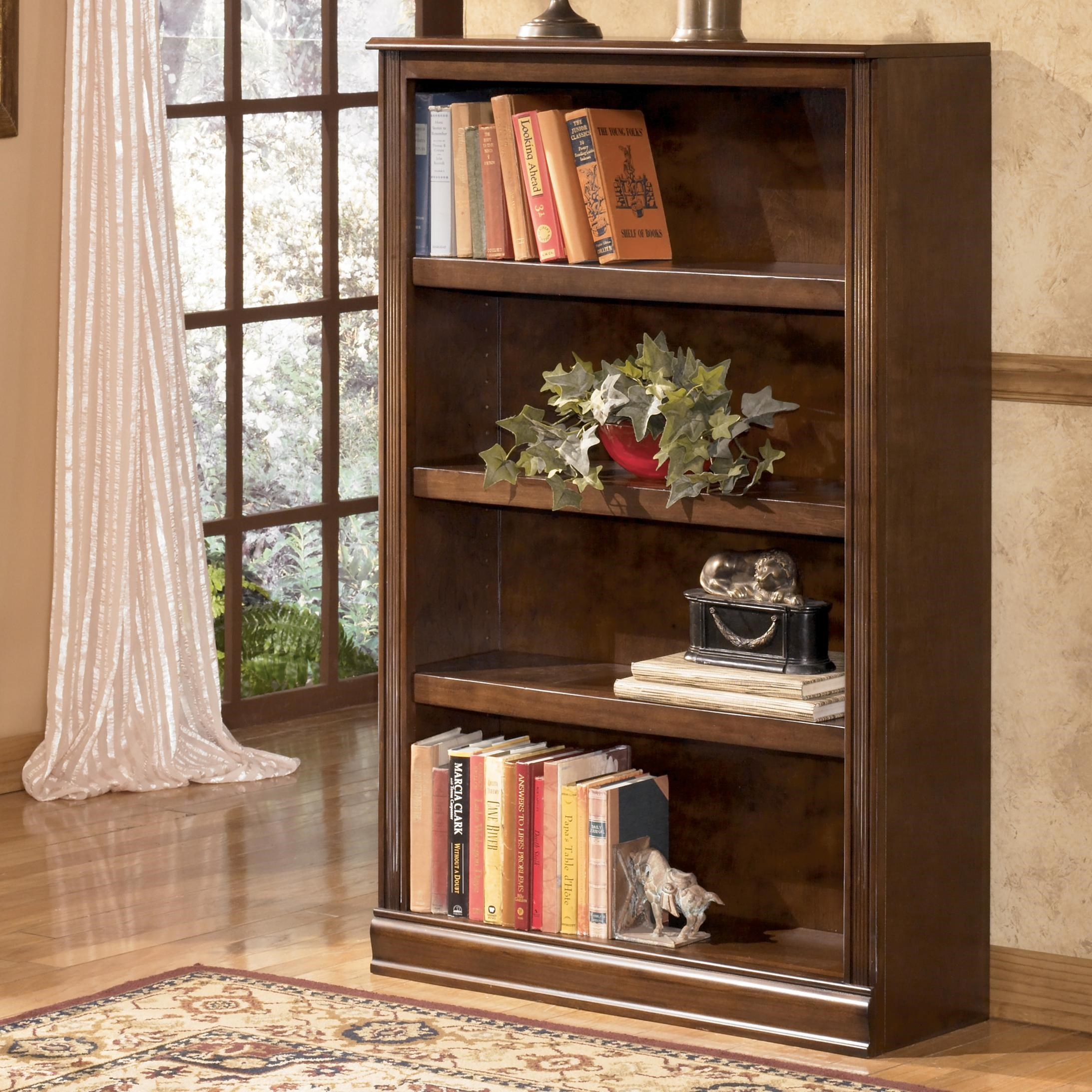 Signature Design by Ashley Hamlyn Medium Bookcase Ivan