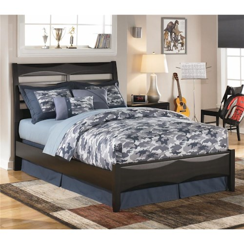 Ashley Furniture Kira Full Panel Bed Dream Home
