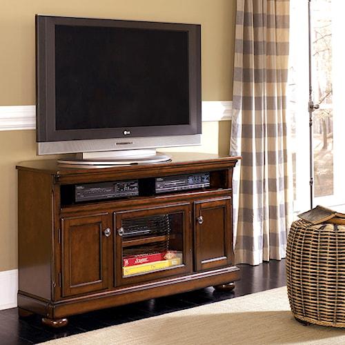 Ashley Furniture Porter 50 Medium Tv Stand A1 Furniture
