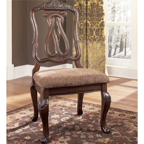 Furniture Ashley Furniture Nashville For Luxury Home: Millennium North Shore Side Chair
