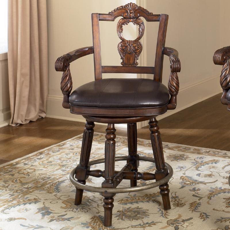 Millennium North Shore 24 inch Swivel Bar Stool : Royal Furniture : Bar Stool Memphis, Jackson ...